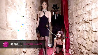 Ariel submitted helter-skelter her dominatrix's perversions approximately SM route