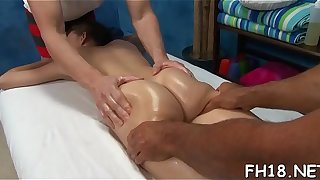 Rub-down sex porn vids