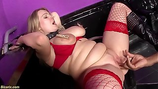 her first bbc bdsm interracial be proper of chubby milf