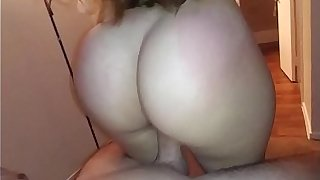 PAWG Unreal Hot Riding Perfect Booty Big Ass