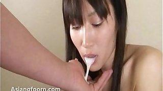 [ ASIANGFPORN.COM ] Pretty Cute Slim Asian Amateur Teen Unfocused Blowjob CIM