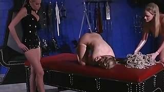 Ashley Fires and Nicole Sheridan Domination Diaries