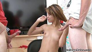Hot skinny vixen crazy porn clip
