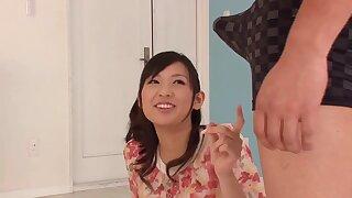 Asian vixen attractive mature scene