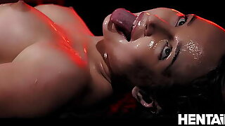 Precedent-setting Cumflation - Hot Russian Blondie got Fucked by Aliens and Explode with Cum - Kaisa Nord