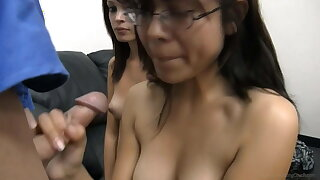 College Girls Taylor With the addition of Rheanna Have An Awkward 1st threeway!